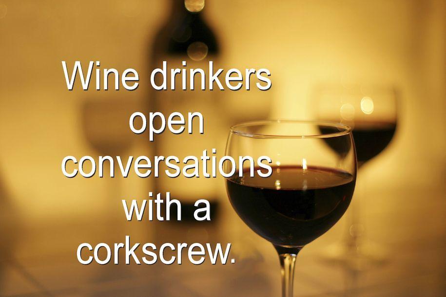 Wine Drinkers   Studio eh Design